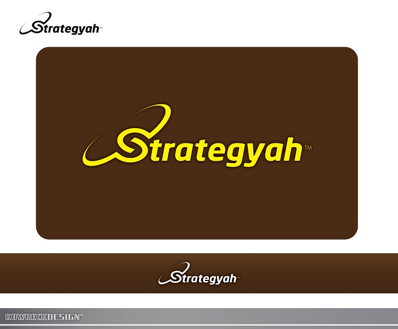 Logo Design by kowreck - Entry No. 217 in the Logo Design Contest Creative Logo Design for Strategyah.