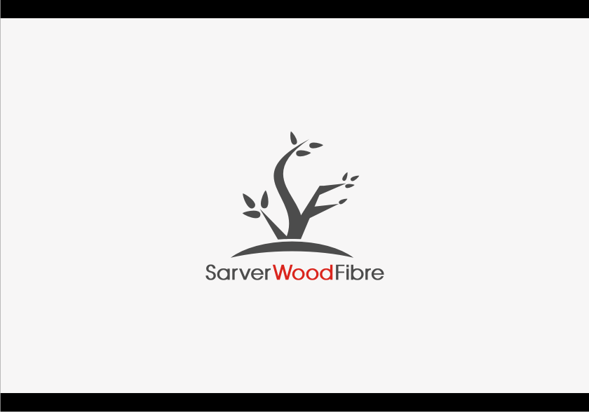Logo Design by graphicleaf - Entry No. 79 in the Logo Design Contest Creative Logo Design for Sarver Wood Fibre..