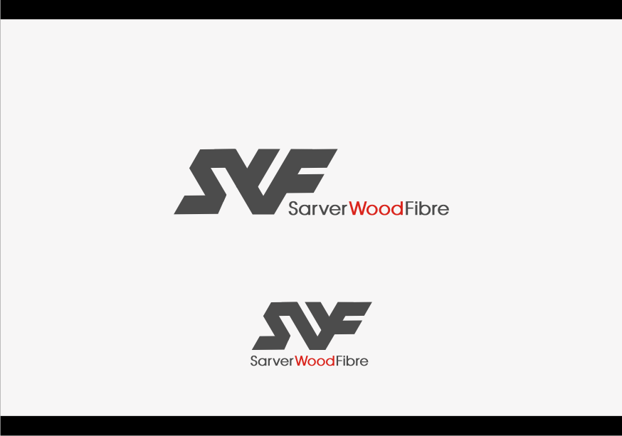 Logo Design by graphicleaf - Entry No. 80 in the Logo Design Contest Creative Logo Design for Sarver Wood Fibre..