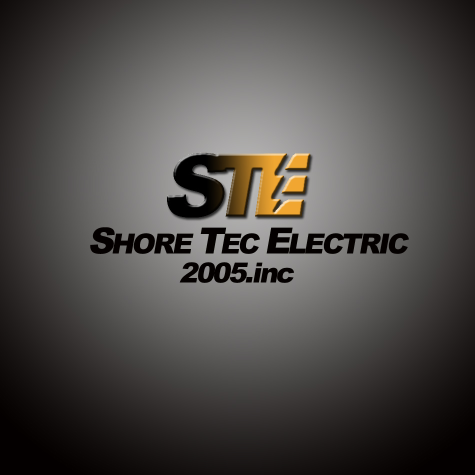 Logo Design by lapakera - Entry No. 75 in the Logo Design Contest Shore Tec Electric 2005 Inc.