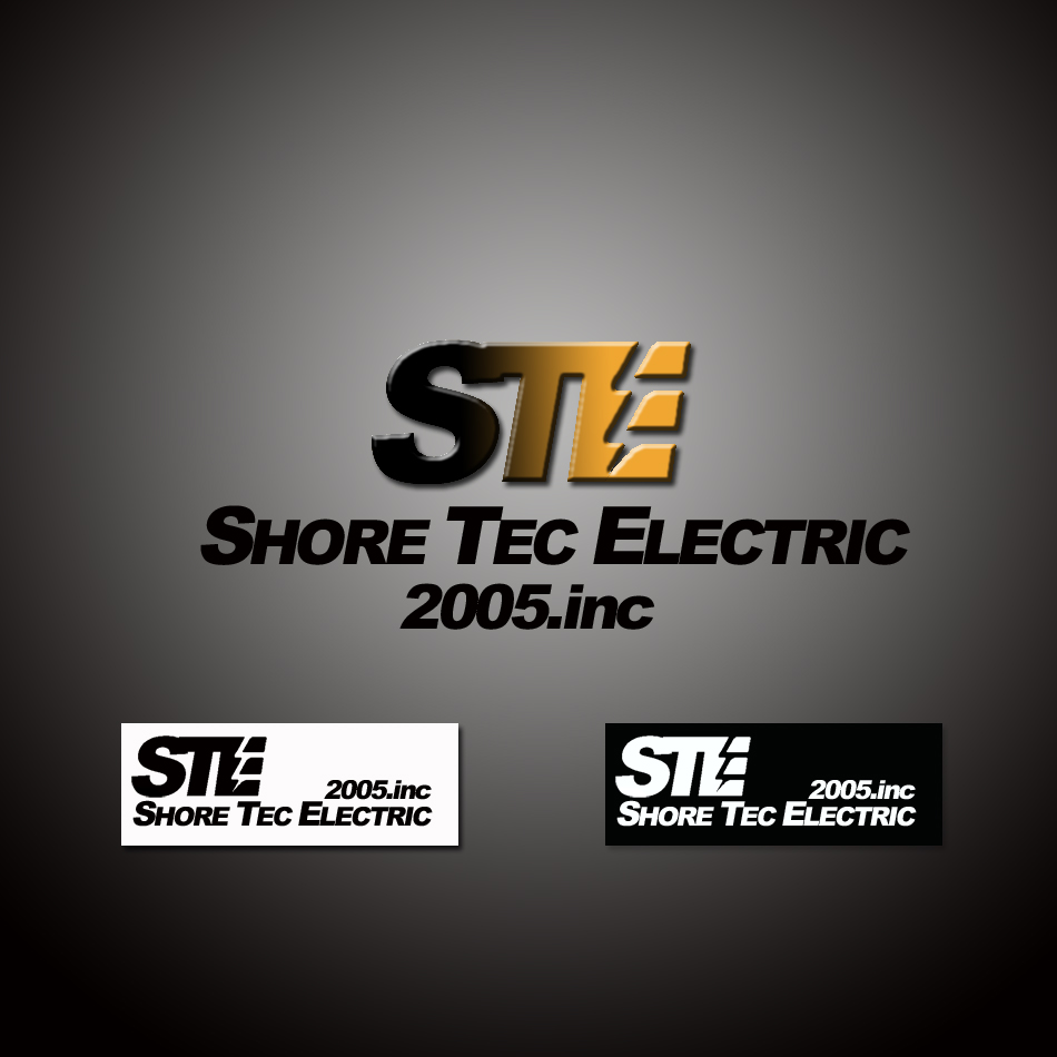 Logo Design by lapakera - Entry No. 76 in the Logo Design Contest Shore Tec Electric 2005 Inc.