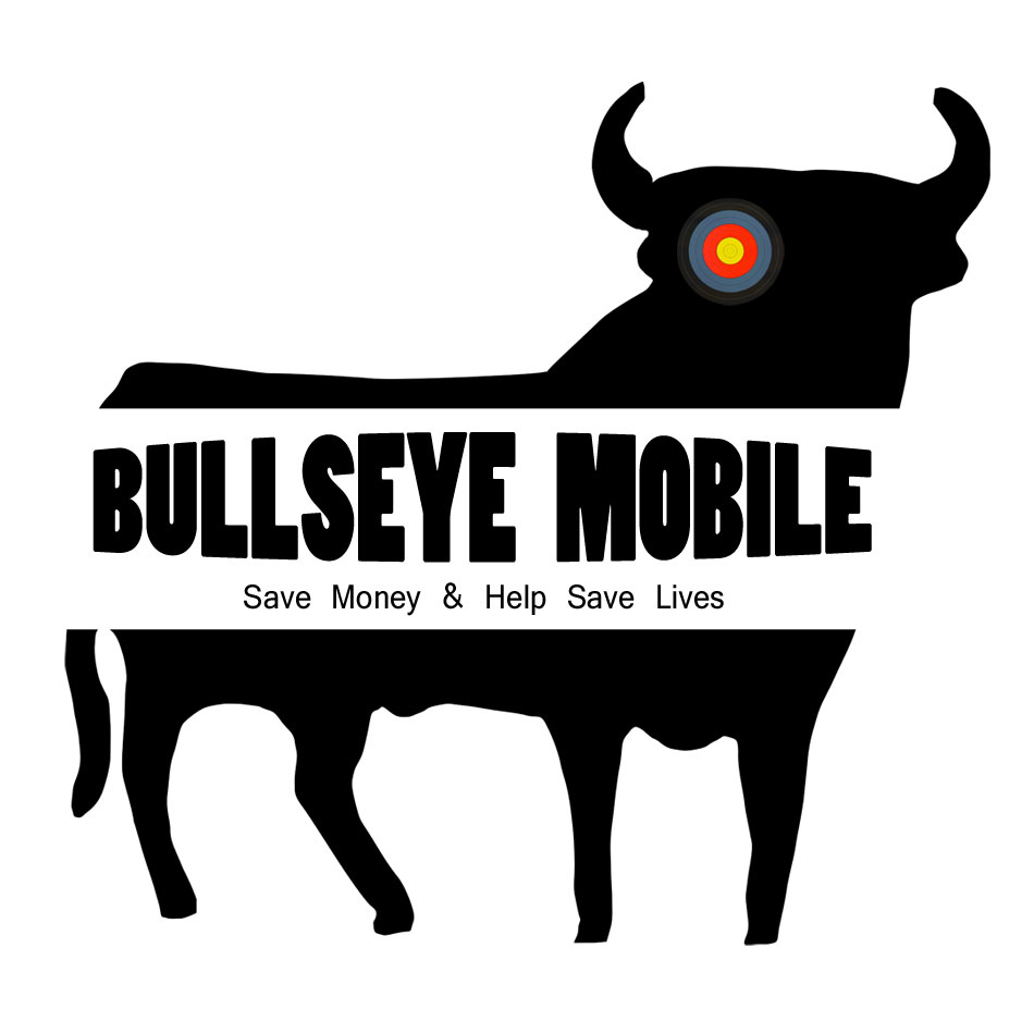Logo Design by Planewalker - Entry No. 13 in the Logo Design Contest Bullseye Mobile.