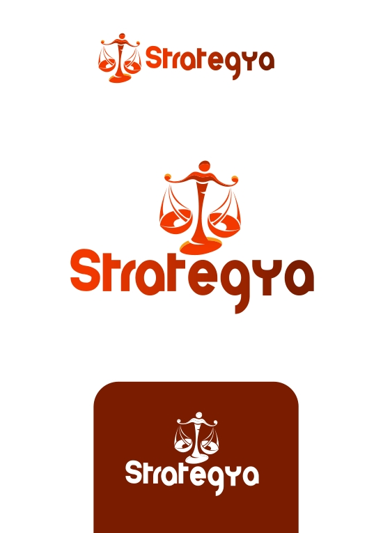 Logo Design by Private User - Entry No. 227 in the Logo Design Contest Creative Logo Design for Strategyah.