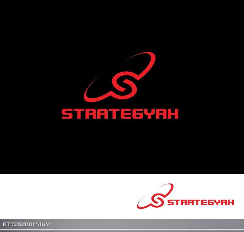 Logo Design by kowreck - Entry No. 228 in the Logo Design Contest Creative Logo Design for Strategyah.