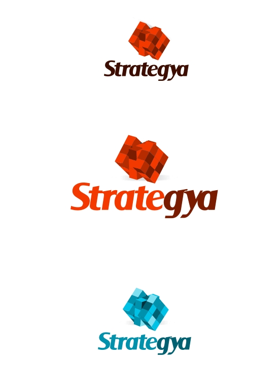 Logo Design by Private User - Entry No. 229 in the Logo Design Contest Creative Logo Design for Strategyah.