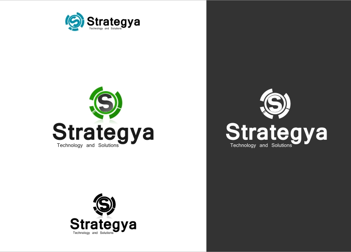 Logo Design by Private User - Entry No. 231 in the Logo Design Contest Creative Logo Design for Strategyah.