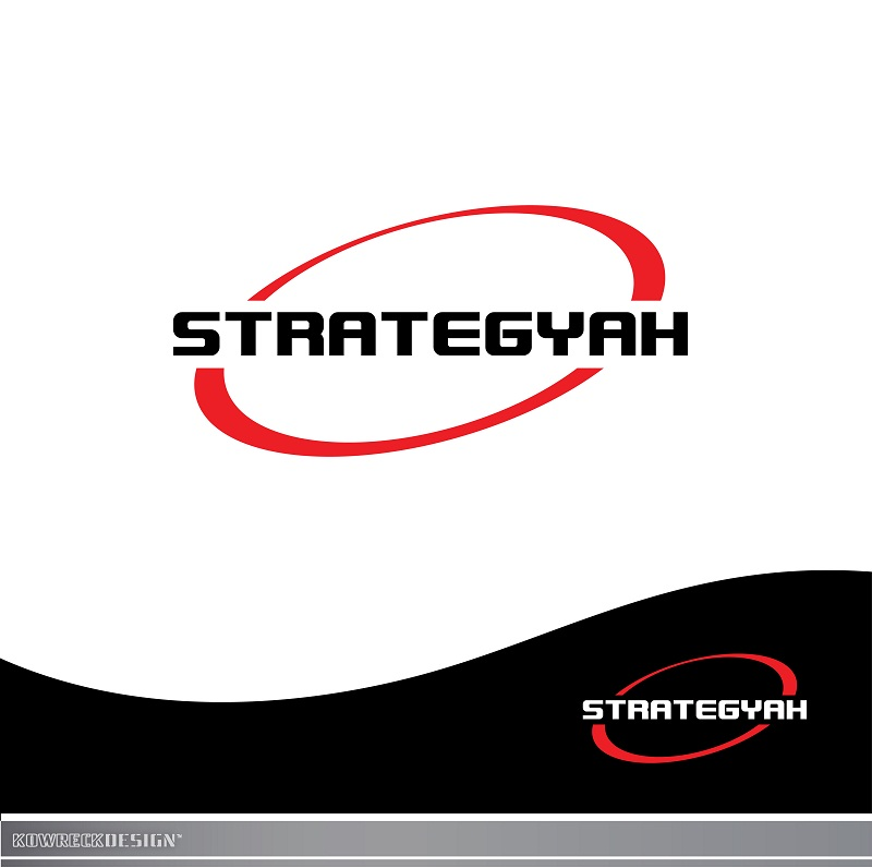 Logo Design by kowreck - Entry No. 233 in the Logo Design Contest Creative Logo Design for Strategyah.
