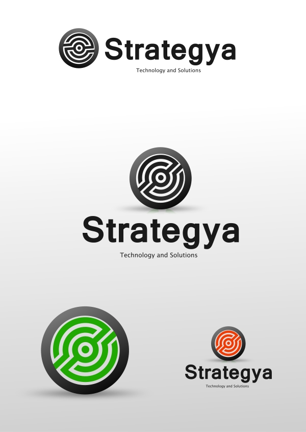 Logo Design by Private User - Entry No. 236 in the Logo Design Contest Creative Logo Design for Strategyah.