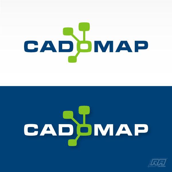 Logo Design by RA-Design - Entry No. 118 in the Logo Design Contest Captivating Logo Design for CadOMap software product.