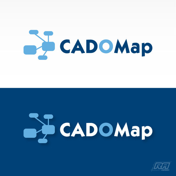 Logo Design by RA-Design - Entry No. 121 in the Logo Design Contest Captivating Logo Design for CadOMap software product.