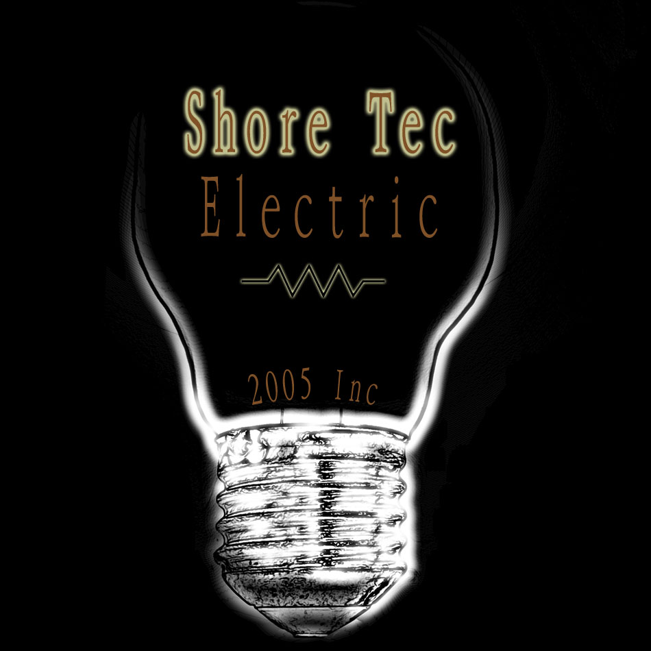 Logo Design by Planewalker - Entry No. 77 in the Logo Design Contest Shore Tec Electric 2005 Inc.