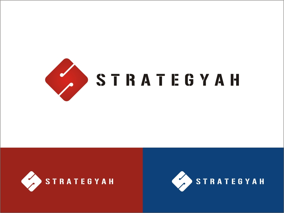 Logo Design by RED HORSE design studio - Entry No. 239 in the Logo Design Contest Creative Logo Design for Strategyah.
