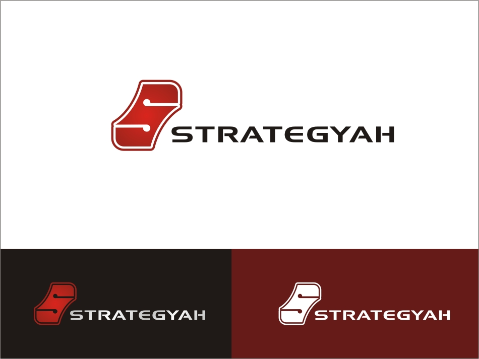 Logo Design by RED HORSE design studio - Entry No. 246 in the Logo Design Contest Creative Logo Design for Strategyah.