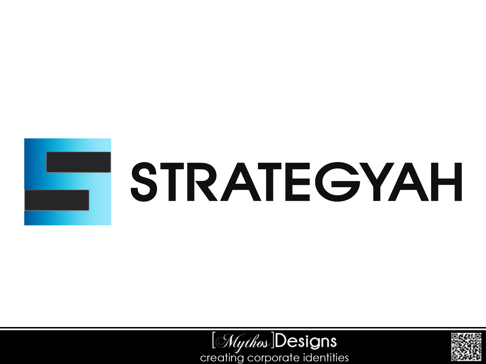 Logo Design by Mythos Designs - Entry No. 247 in the Logo Design Contest Creative Logo Design for Strategyah.