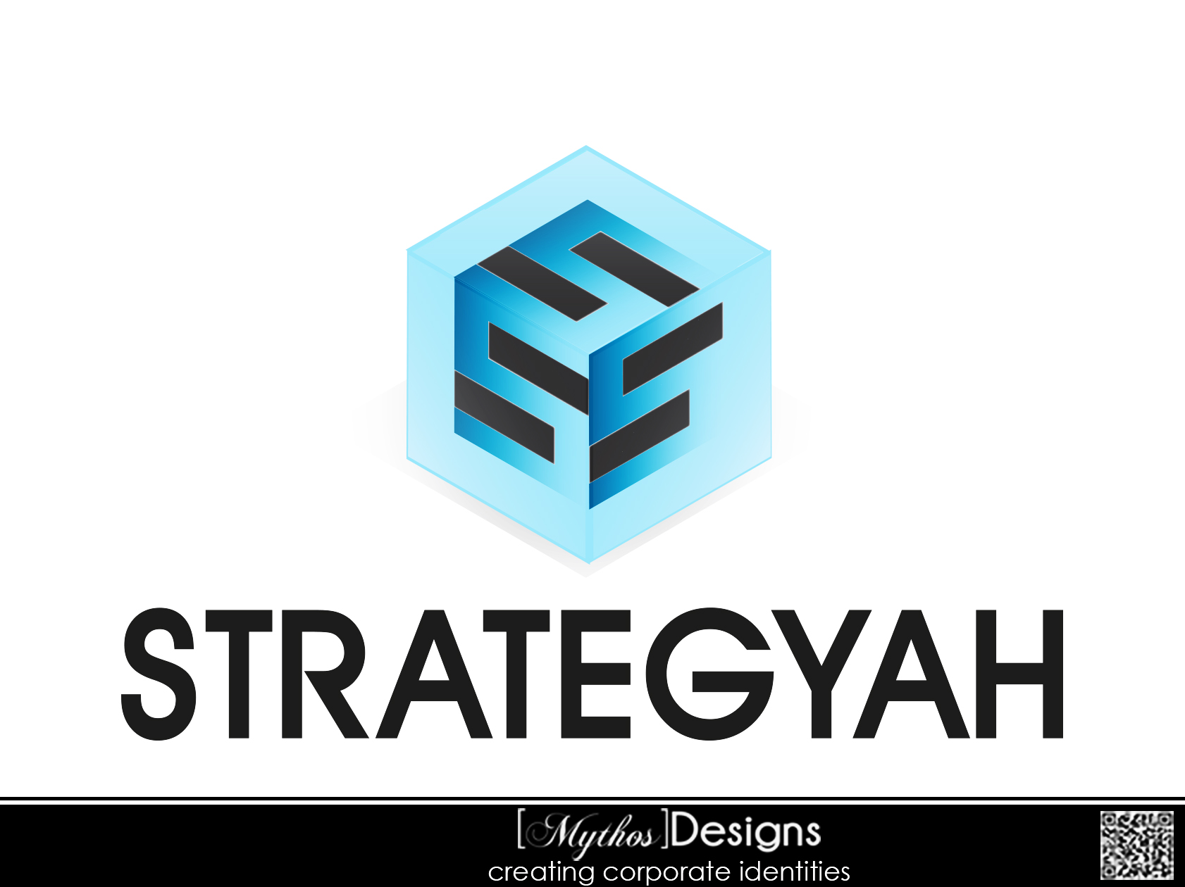 Logo Design by Mythos Designs - Entry No. 249 in the Logo Design Contest Creative Logo Design for Strategyah.