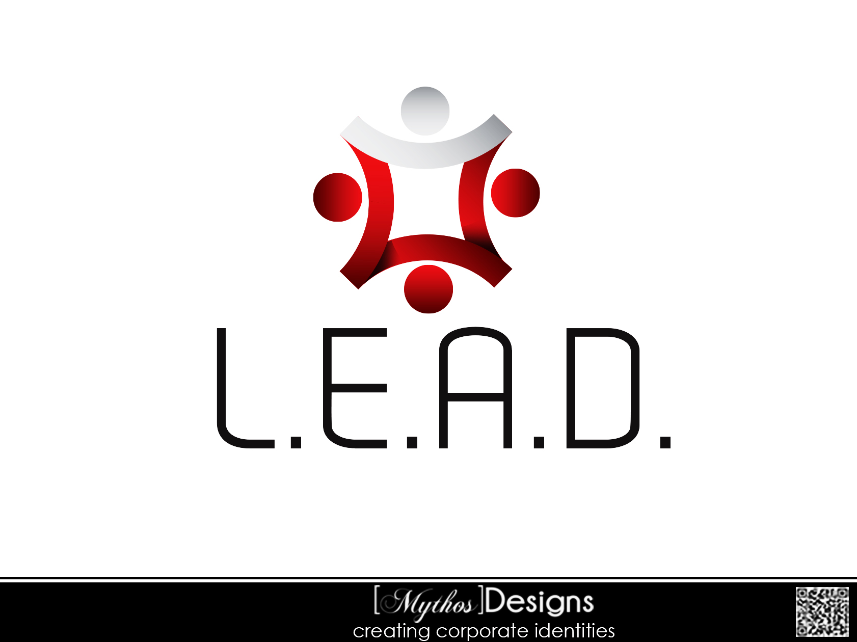 Logo Design by Mythos Designs - Entry No. 59 in the Logo Design Contest L.E.A.D. (learn, engage, analyze, deliberate) Logo Design.