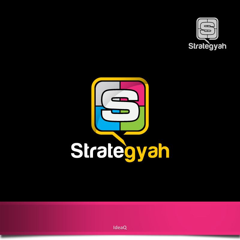 Logo Design by Private User - Entry No. 252 in the Logo Design Contest Creative Logo Design for Strategyah.