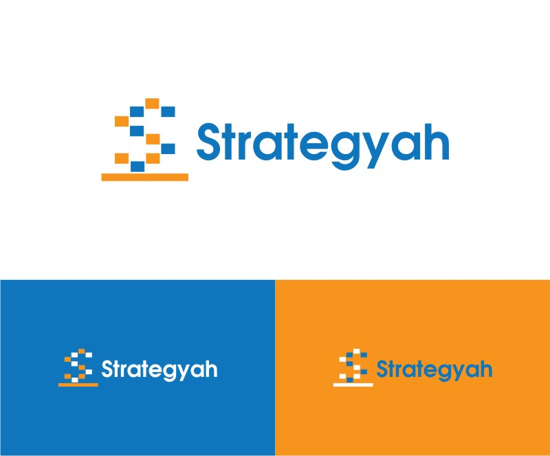 Logo Design by untung - Entry No. 262 in the Logo Design Contest Creative Logo Design for Strategyah.