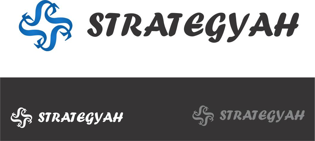 Logo Design by Vallabh Vinerkar - Entry No. 266 in the Logo Design Contest Creative Logo Design for Strategyah.