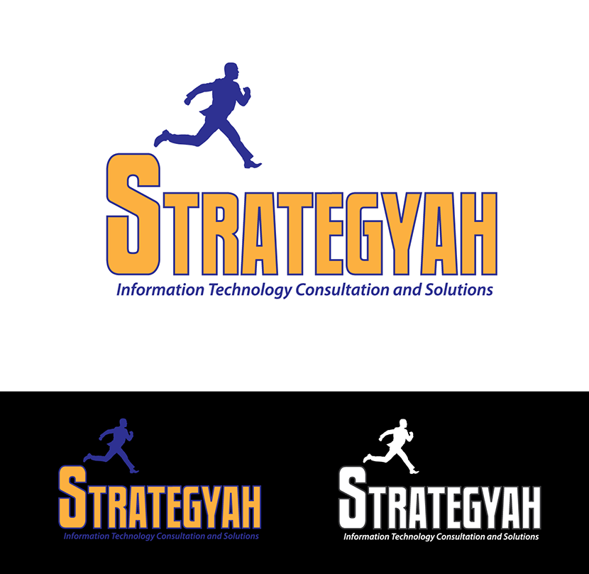 Logo Design by robken0174 - Entry No. 267 in the Logo Design Contest Creative Logo Design for Strategyah.