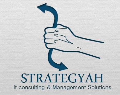 Logo Design by Vivek Singh - Entry No. 268 in the Logo Design Contest Creative Logo Design for Strategyah.