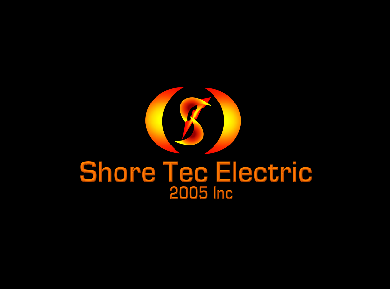 Logo Design by openartposter - Entry No. 79 in the Logo Design Contest Shore Tec Electric 2005 Inc.