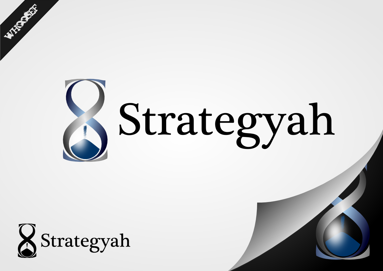 Logo Design by whoosef - Entry No. 277 in the Logo Design Contest Creative Logo Design for Strategyah.