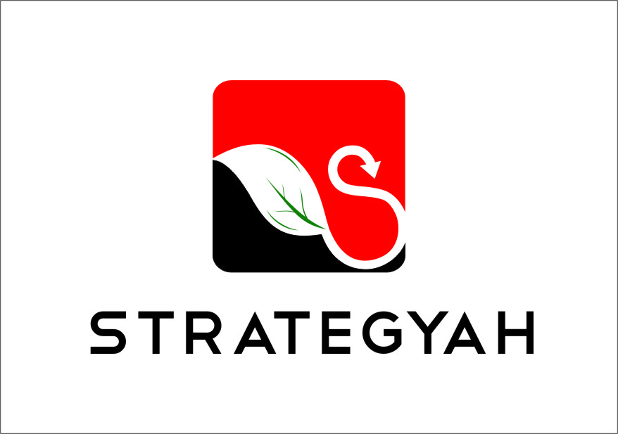 Logo Design by RasYa Muhammad Athaya - Entry No. 281 in the Logo Design Contest Creative Logo Design for Strategyah.