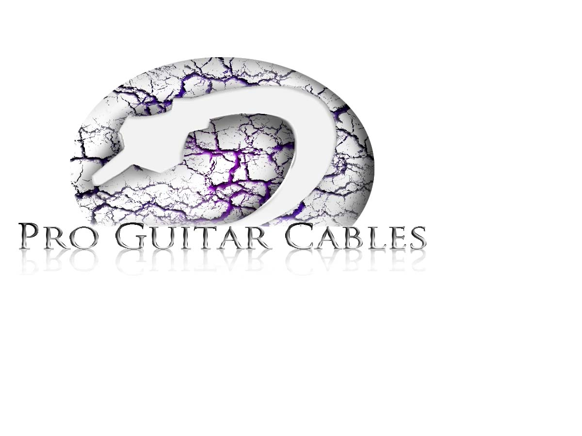 Logo Design by Private User - Entry No. 13 in the Logo Design Contest Pro Guitar Cables Logo Design.