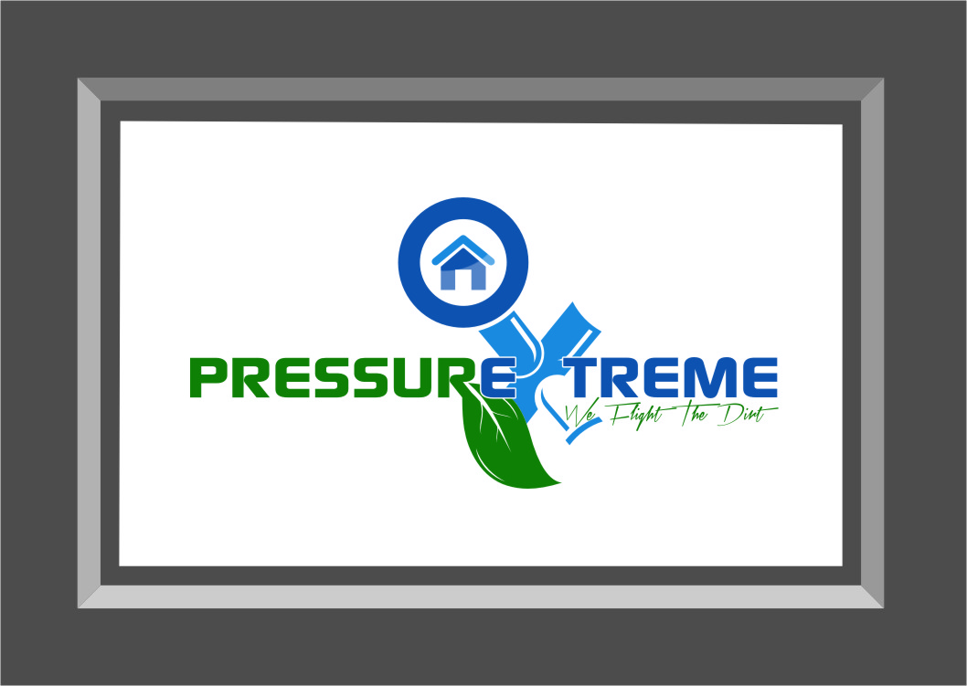 Logo Design by RasYa Muhammad Athaya - Entry No. 5 in the Logo Design Contest New Logo Design for PRESSUREXTREME.
