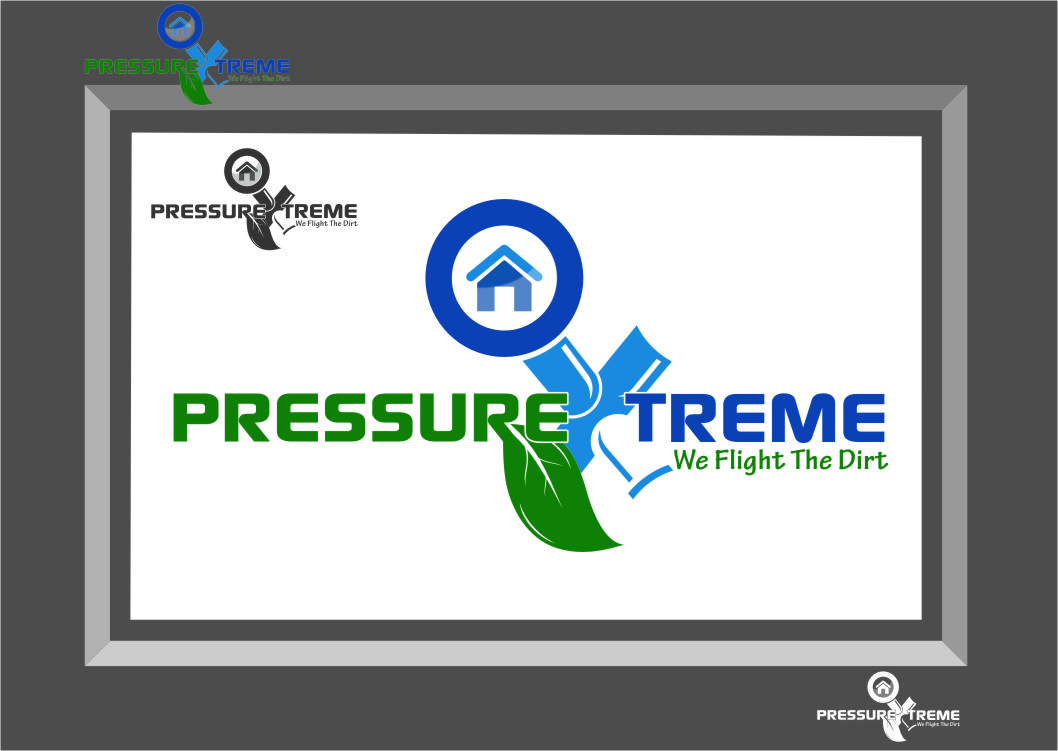 Logo Design by Ngepet_art - Entry No. 6 in the Logo Design Contest New Logo Design for PRESSUREXTREME.