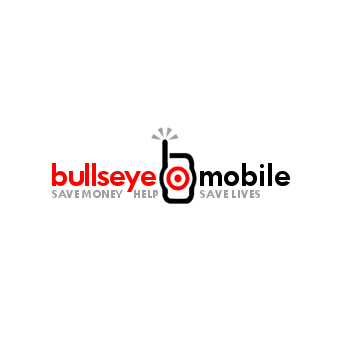 Logo Design by designer - Entry No. 21 in the Logo Design Contest Bullseye Mobile.