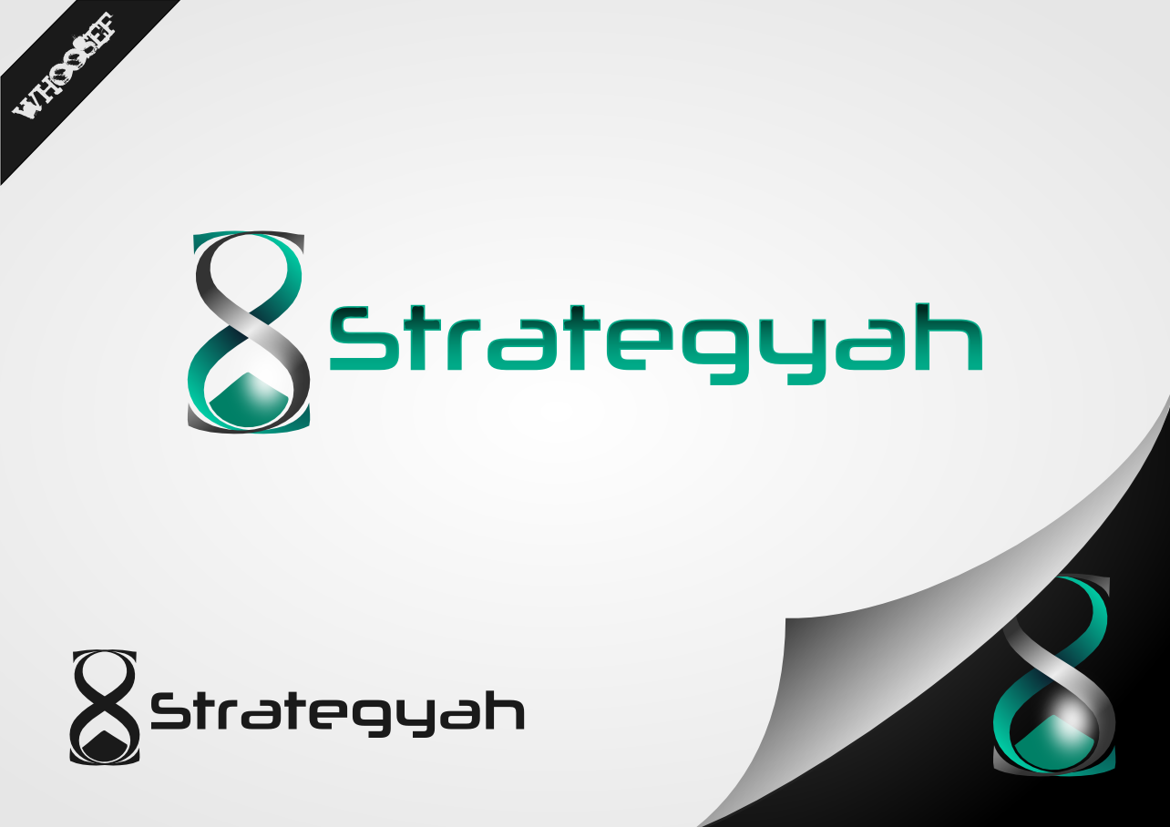 Logo Design by whoosef - Entry No. 296 in the Logo Design Contest Creative Logo Design for Strategyah.