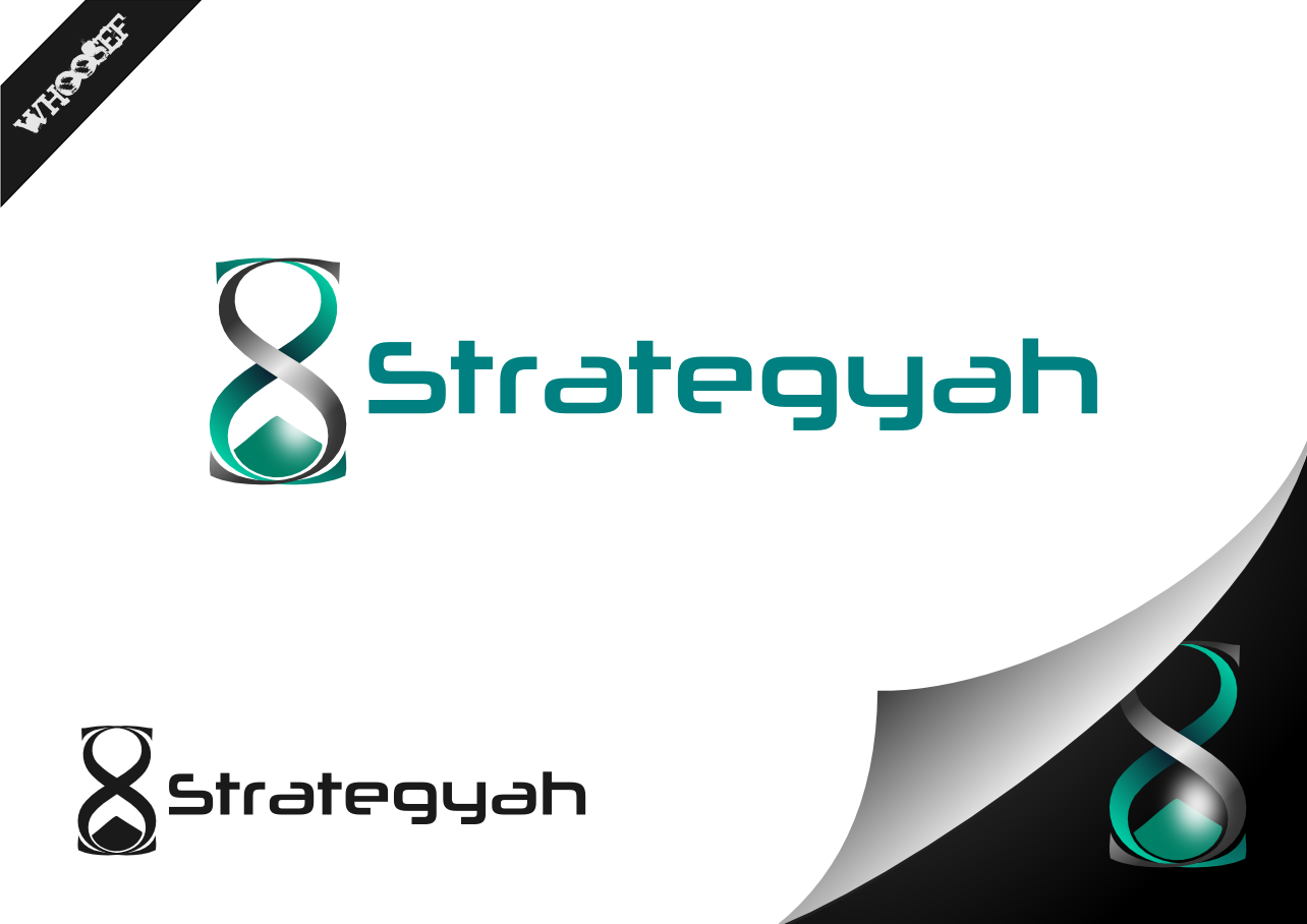 Logo Design by whoosef - Entry No. 304 in the Logo Design Contest Creative Logo Design for Strategyah.