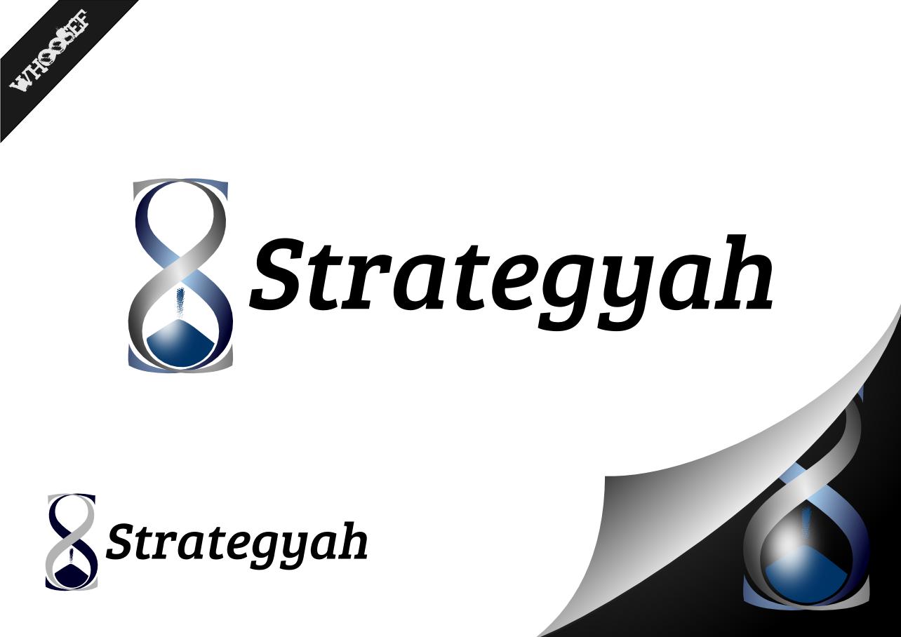 Logo Design by whoosef - Entry No. 305 in the Logo Design Contest Creative Logo Design for Strategyah.