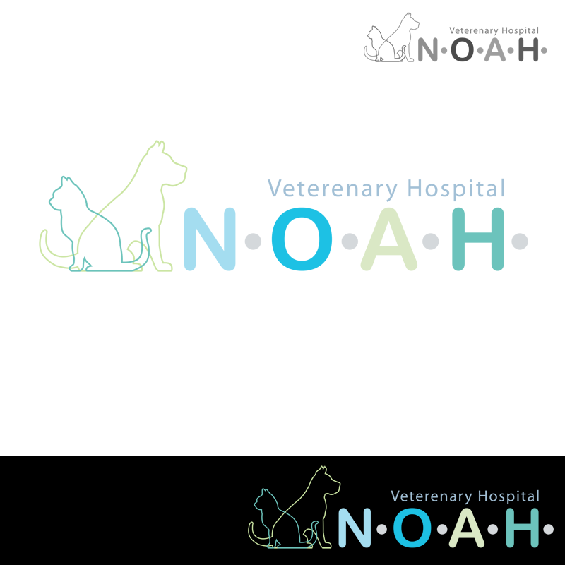 Logo Design by Private User - Entry No. 1 in the Logo Design Contest Fun Logo Design for N.O.A.H..