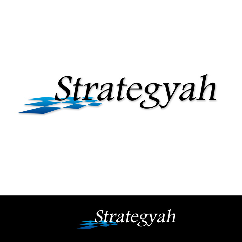 Logo Design by Private User - Entry No. 309 in the Logo Design Contest Creative Logo Design for Strategyah.