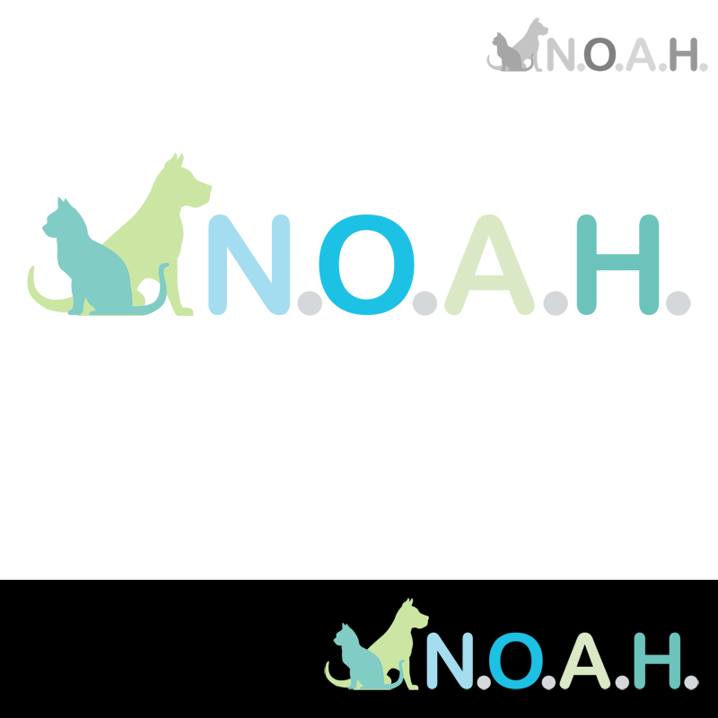 Logo Design by Private User - Entry No. 2 in the Logo Design Contest Fun Logo Design for N.O.A.H..