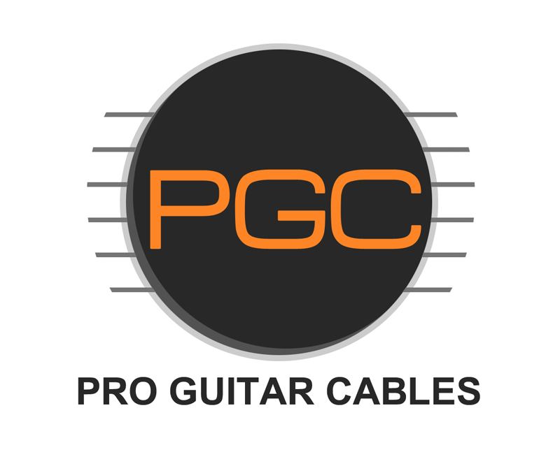 Logo Design by Private User - Entry No. 23 in the Logo Design Contest Pro Guitar Cables Logo Design.
