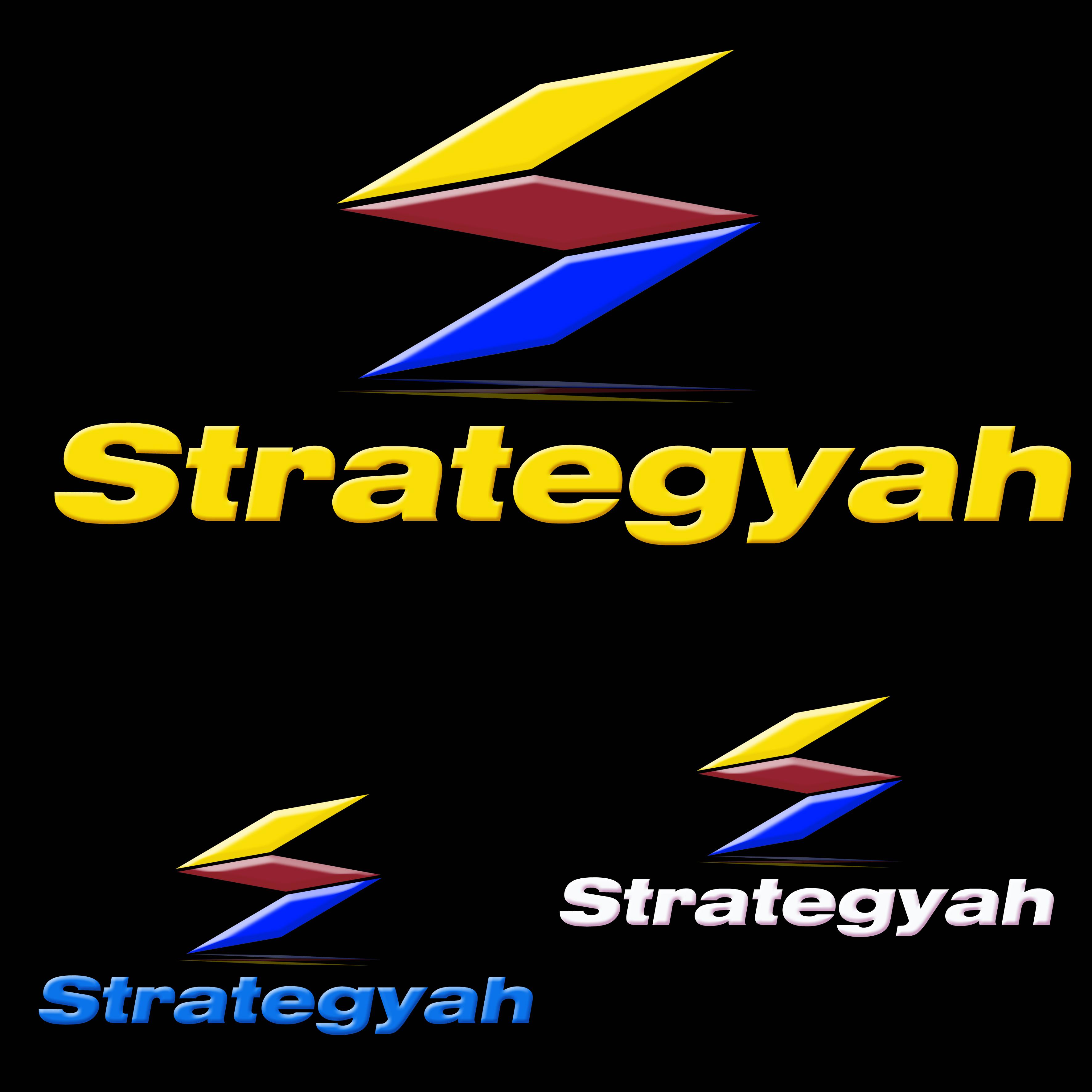 Logo Design by Roberto Sibbaluca - Entry No. 320 in the Logo Design Contest Creative Logo Design for Strategyah.