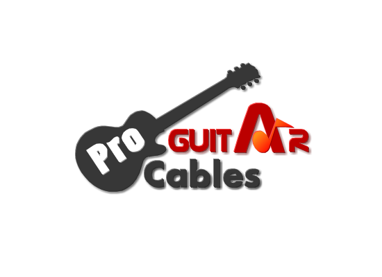 Logo Design by Ismail Adhi Wibowo - Entry No. 24 in the Logo Design Contest Pro Guitar Cables Logo Design.