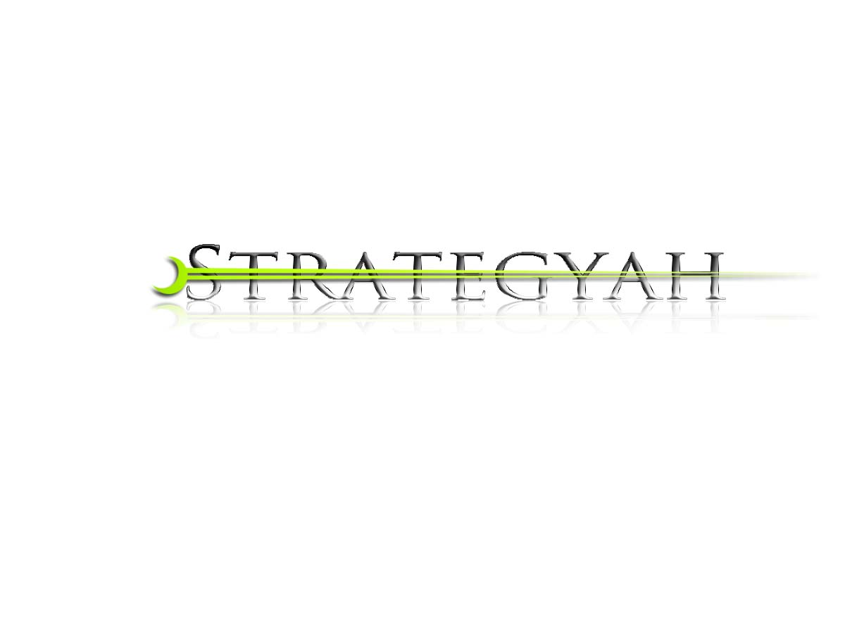 Logo Design by Private User - Entry No. 321 in the Logo Design Contest Creative Logo Design for Strategyah.