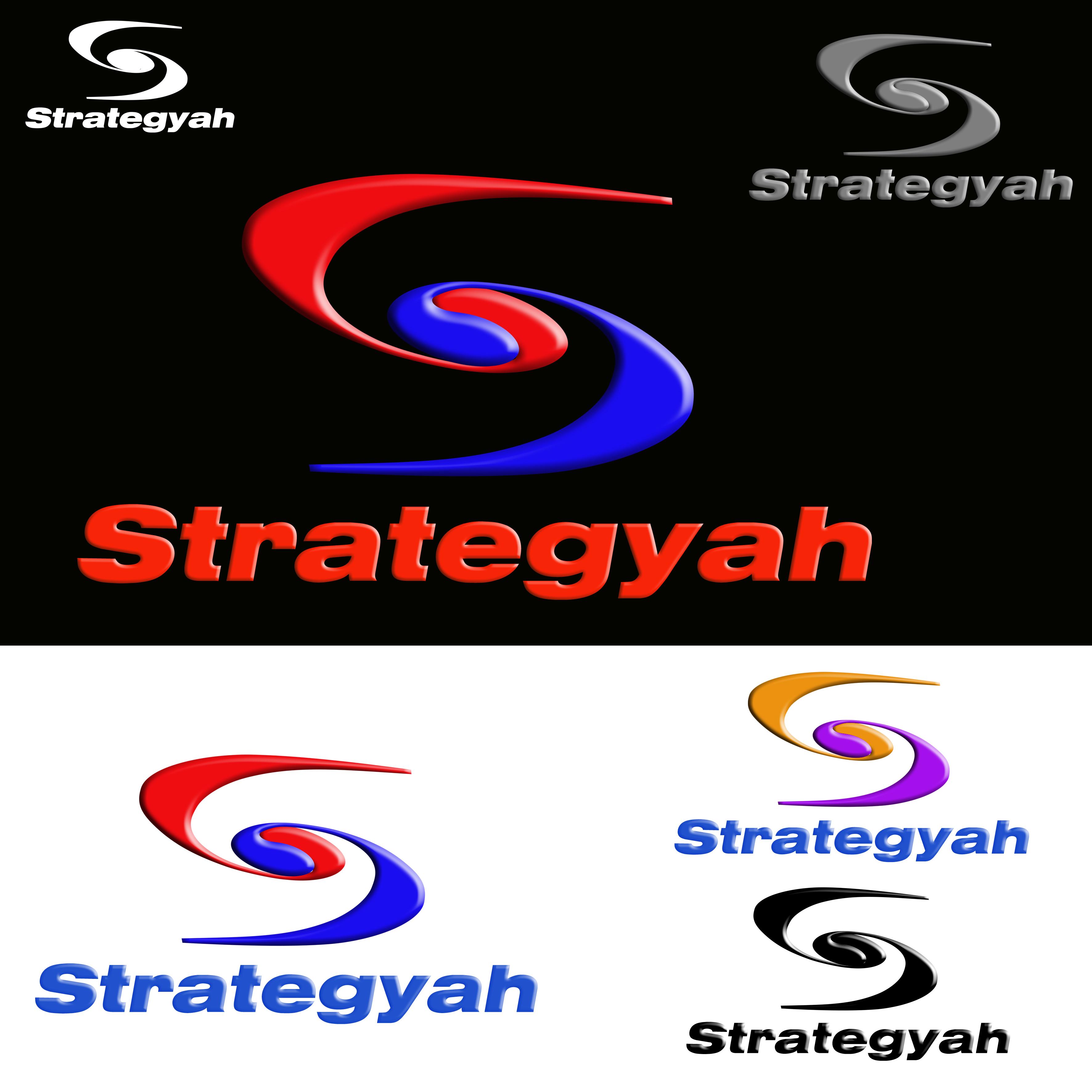 Logo Design by Roberto Sibbaluca - Entry No. 324 in the Logo Design Contest Creative Logo Design for Strategyah.