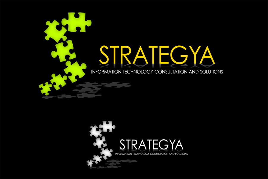 Logo Design by Private User - Entry No. 338 in the Logo Design Contest Creative Logo Design for Strategyah.