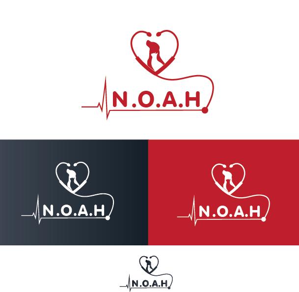 Logo Design by Private User - Entry No. 5 in the Logo Design Contest Fun Logo Design for N.O.A.H..