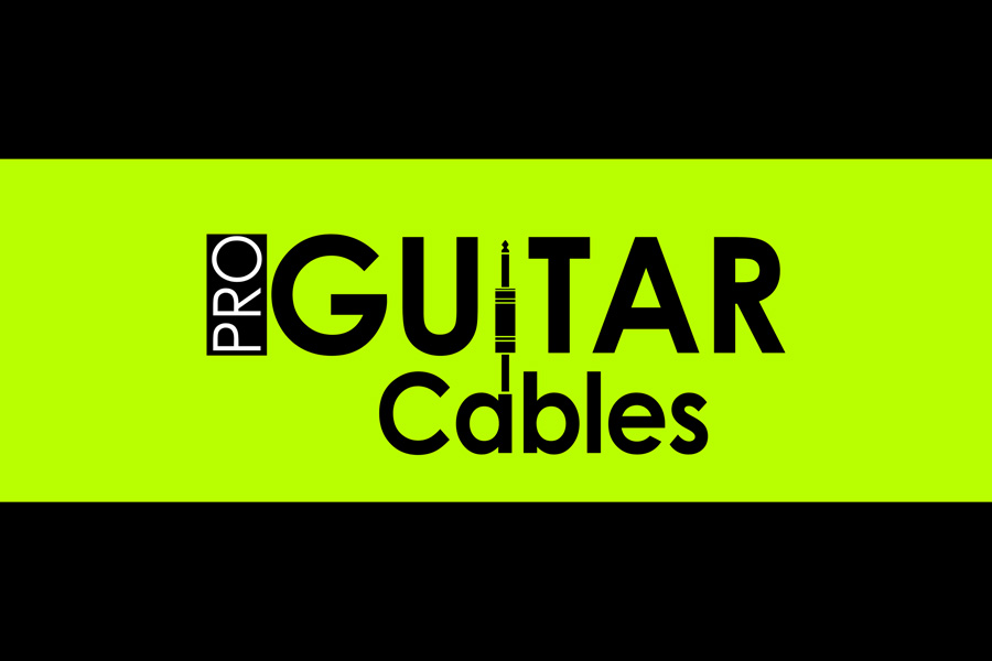 Logo Design by Private User - Entry No. 29 in the Logo Design Contest Pro Guitar Cables Logo Design.