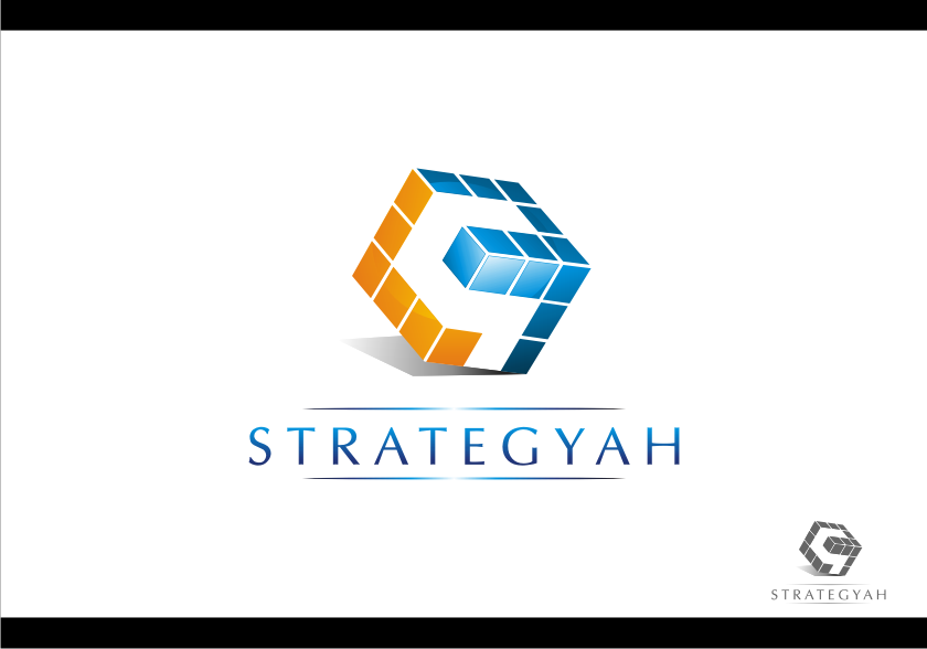 Logo Design by graphicleaf - Entry No. 339 in the Logo Design Contest Creative Logo Design for Strategyah.
