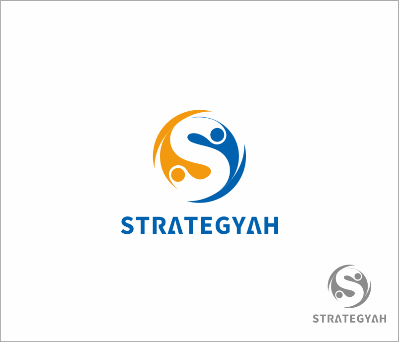 Logo Design by Armada Jamaluddin - Entry No. 342 in the Logo Design Contest Creative Logo Design for Strategyah.