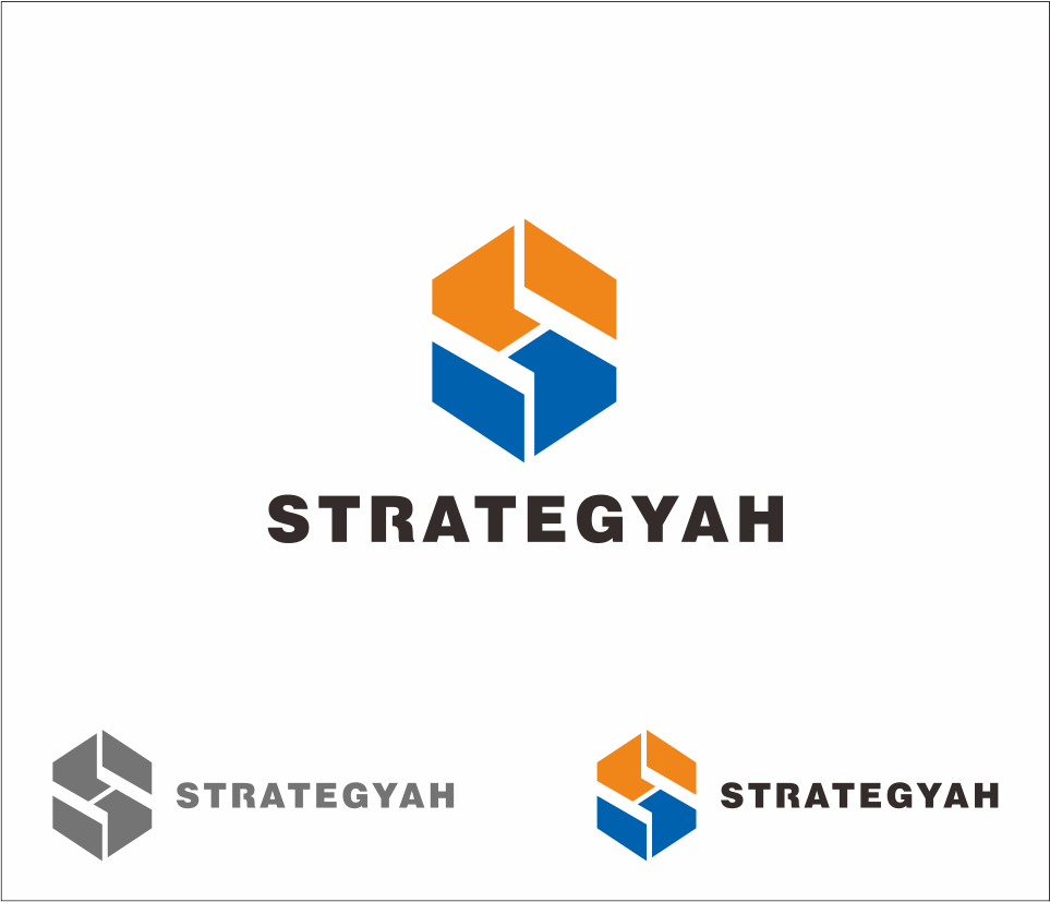 Logo Design by Armada Jamaluddin - Entry No. 353 in the Logo Design Contest Creative Logo Design for Strategyah.