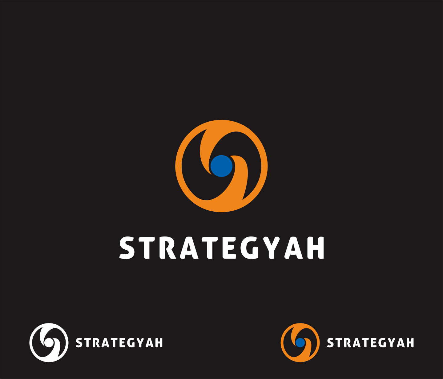Logo Design by Armada Jamaluddin - Entry No. 361 in the Logo Design Contest Creative Logo Design for Strategyah.